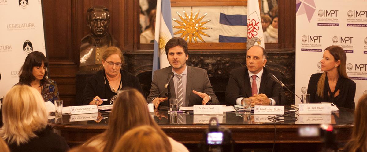 Debate en torno a la acción penal en los delitos contra la integridad sexual de NNyA