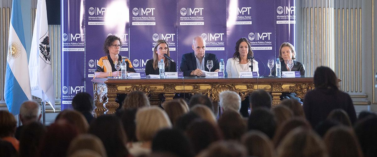 Se realizó el III Seminario Internacional sobre los Derechos del Niño, organizado por el MPT