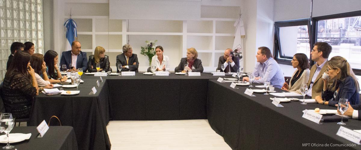 Sistema penal y salud mental: el MPT convocó a una mesa de trabajo