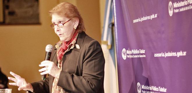 """""""La implementación de la reforma del Código Civil"""" por la Juez Marta Mattera"""