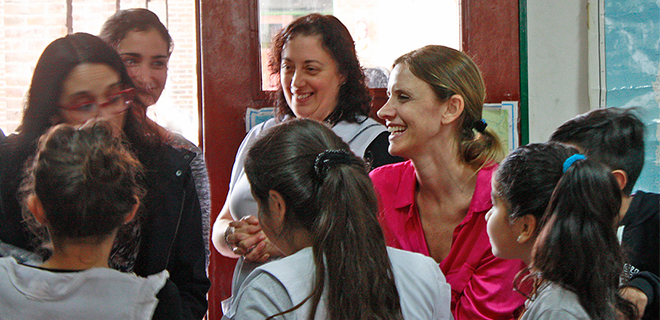 Más de 2300 niñas, niños y adolescentes de escuelas porteñas participaron de talleres para prevenir el acoso escolar