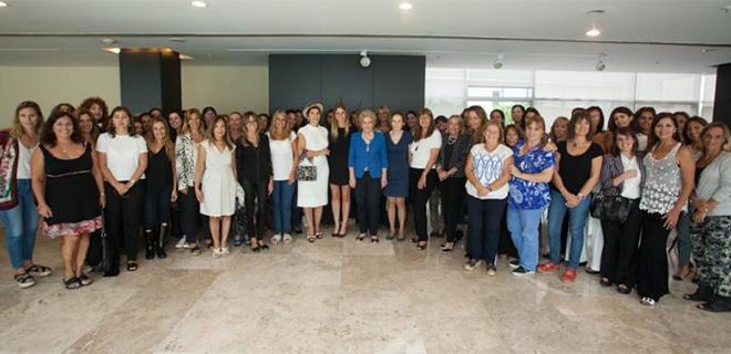 La Dra. Bendel convocó a un encuentro con Mujeres de la Justicia de la Ciudad de Buenos Aires