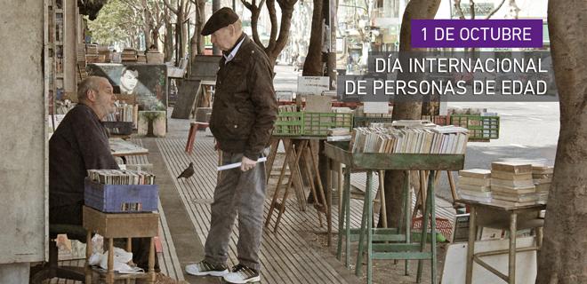 1° de octubre - Día Internacional de las Personas de Edad
