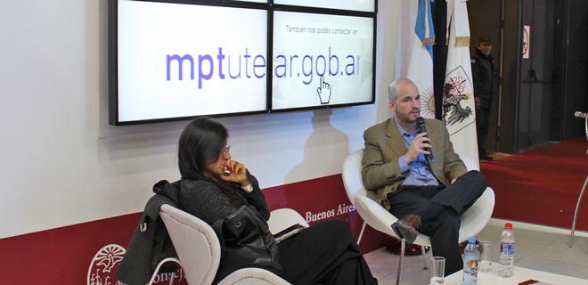 El Ministerio participó de la 42º Feria Internacional del Libro